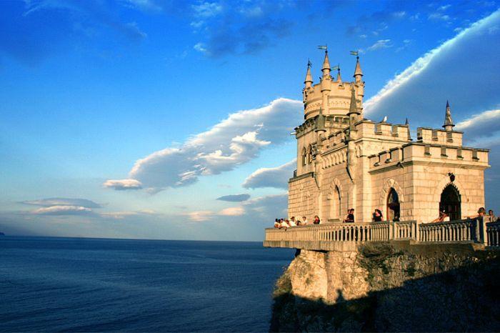 Туры и путевки в Крым из Екатеринбурга